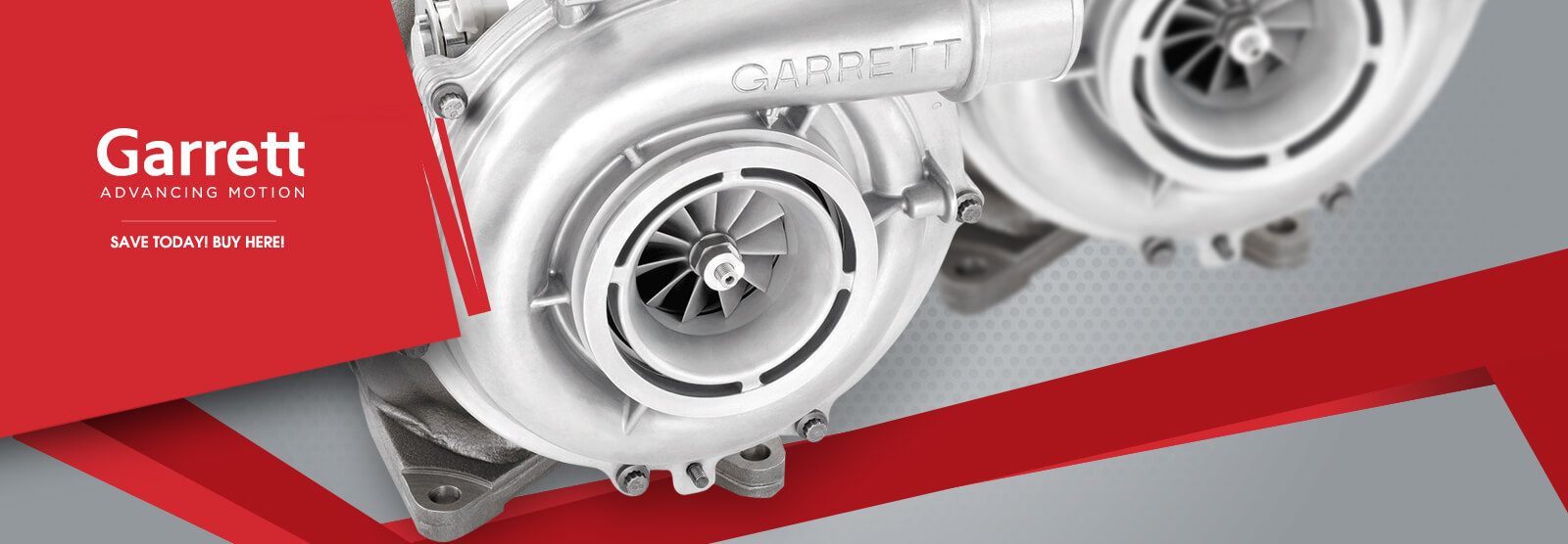 Garrett Turbochargers, Authorized Dealer